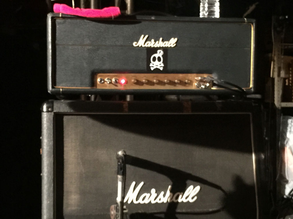 Marshall JMP mkII 1987 SUPER LEAD 1971